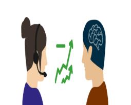 Myynti on psykologinen laji, jossa tarinalla ja sanavalinnoilla on väliä