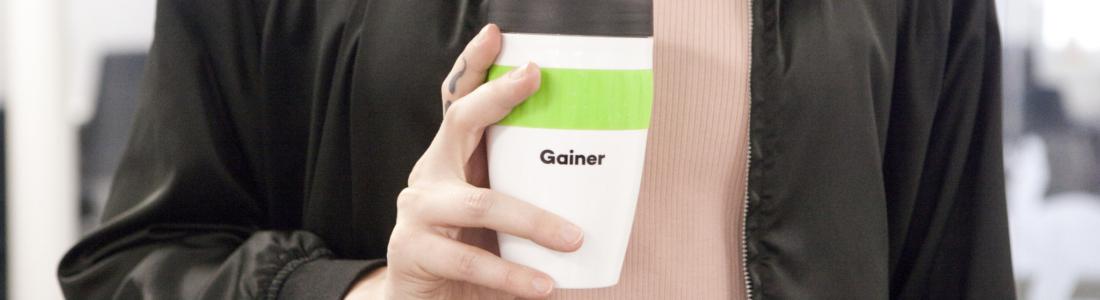 Gainer mukana #TekojenTiistai kampanjassa