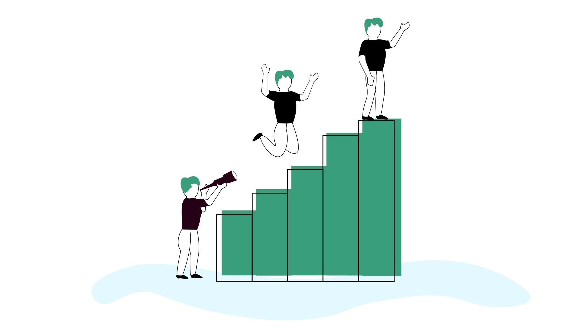 8 tapaa, joilla Gainer voi tukea yrityksesi kasvua